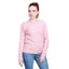 Madame Women Light Peach Cardigans
