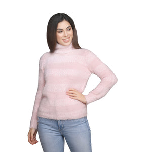 Madame Women Pink Sweater
