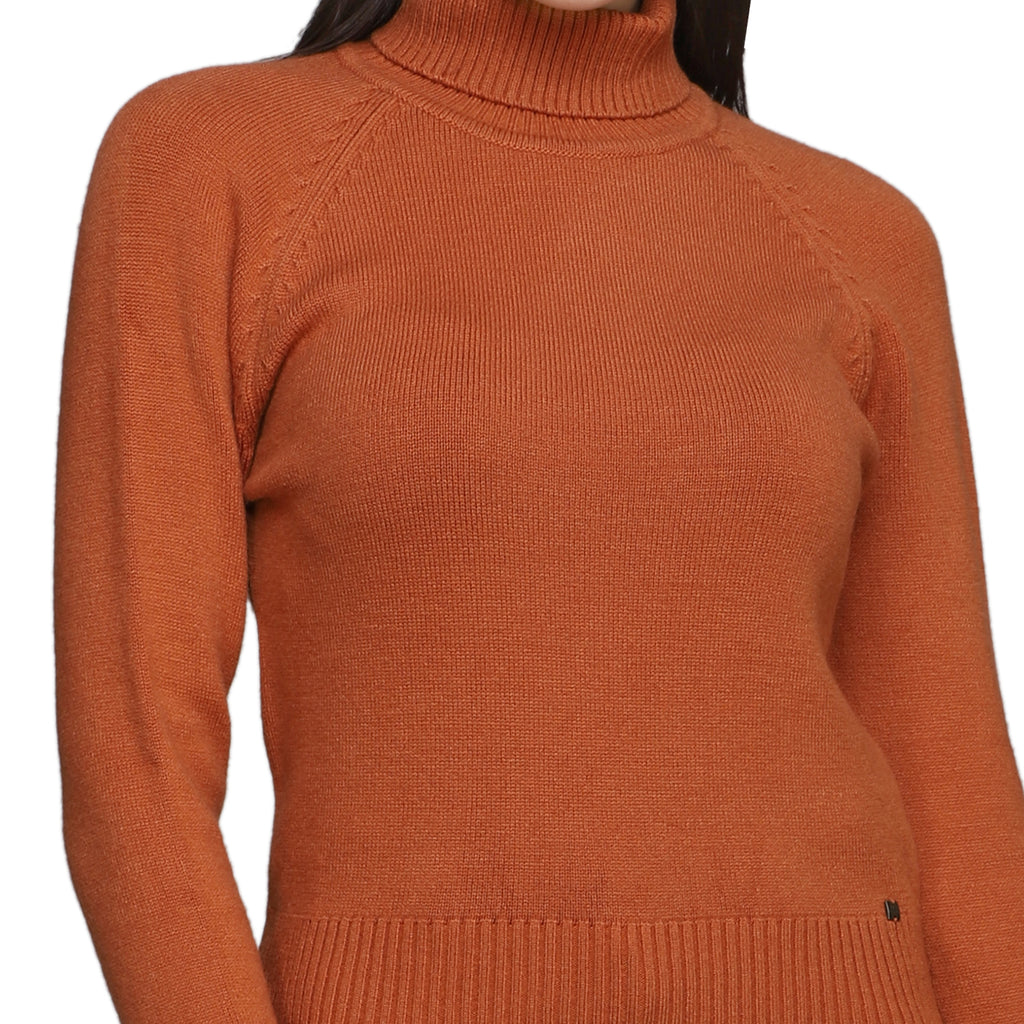 Madame Women Copper Sweater