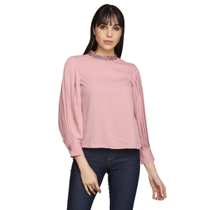 Madame Women Pink Top