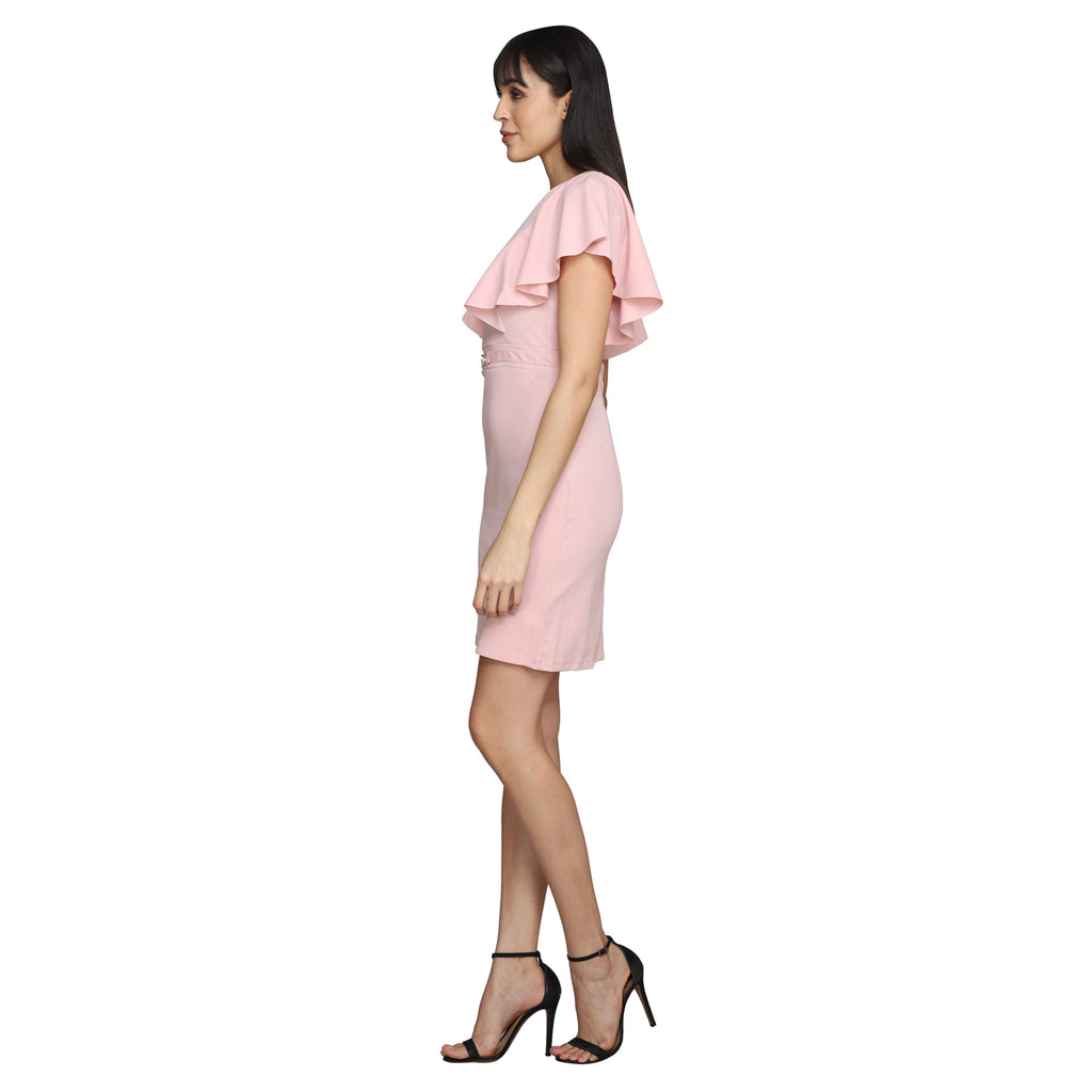 Madame Women Pink Dress