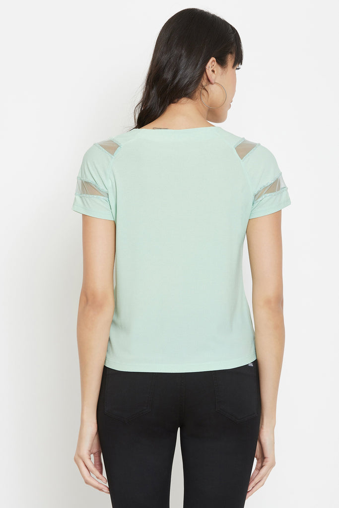 Madame Mint Top For Women