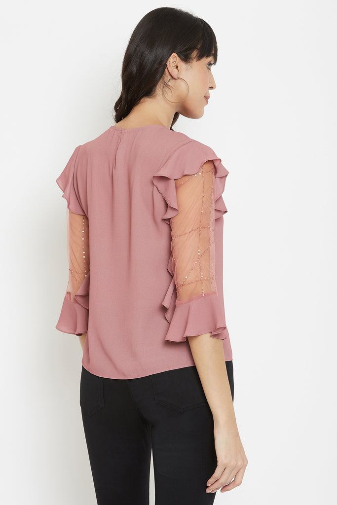 Madame Blush Top For Women
