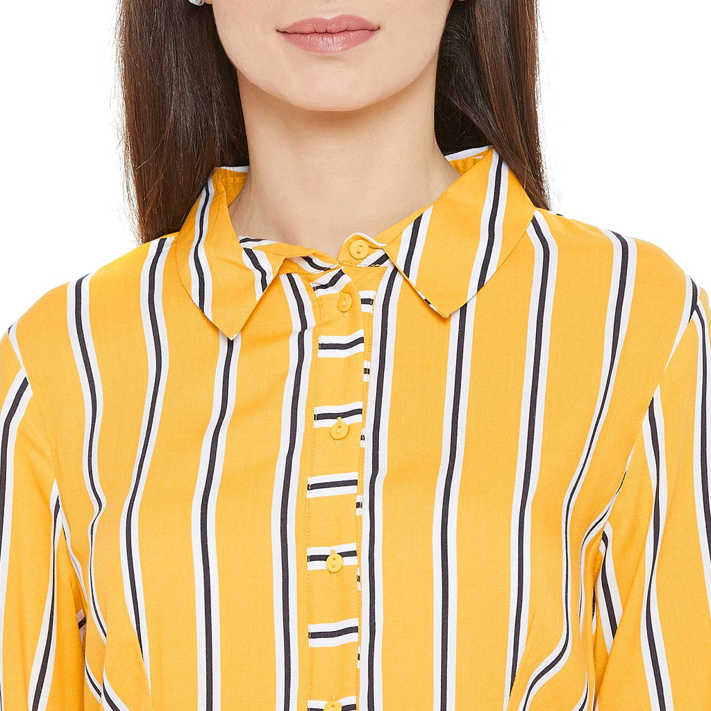 Madame Mustard Casual Shirt