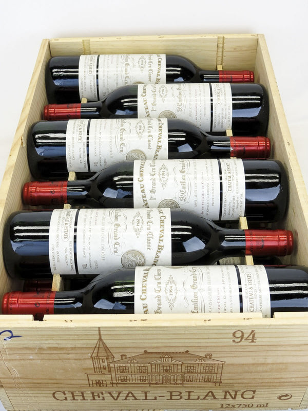 Cheval Blanc 1994 12-Pack OWC 750mL