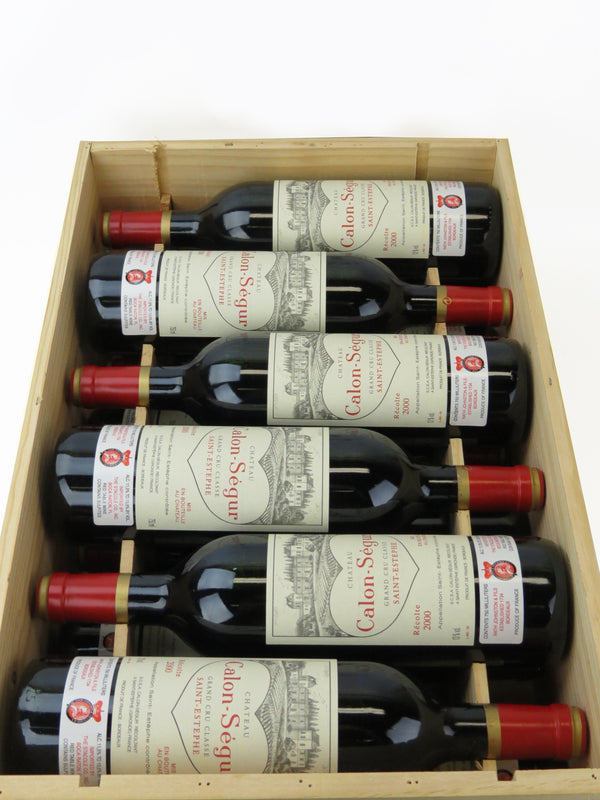 Calon Segur 2000 12-Pack OWC 750mL