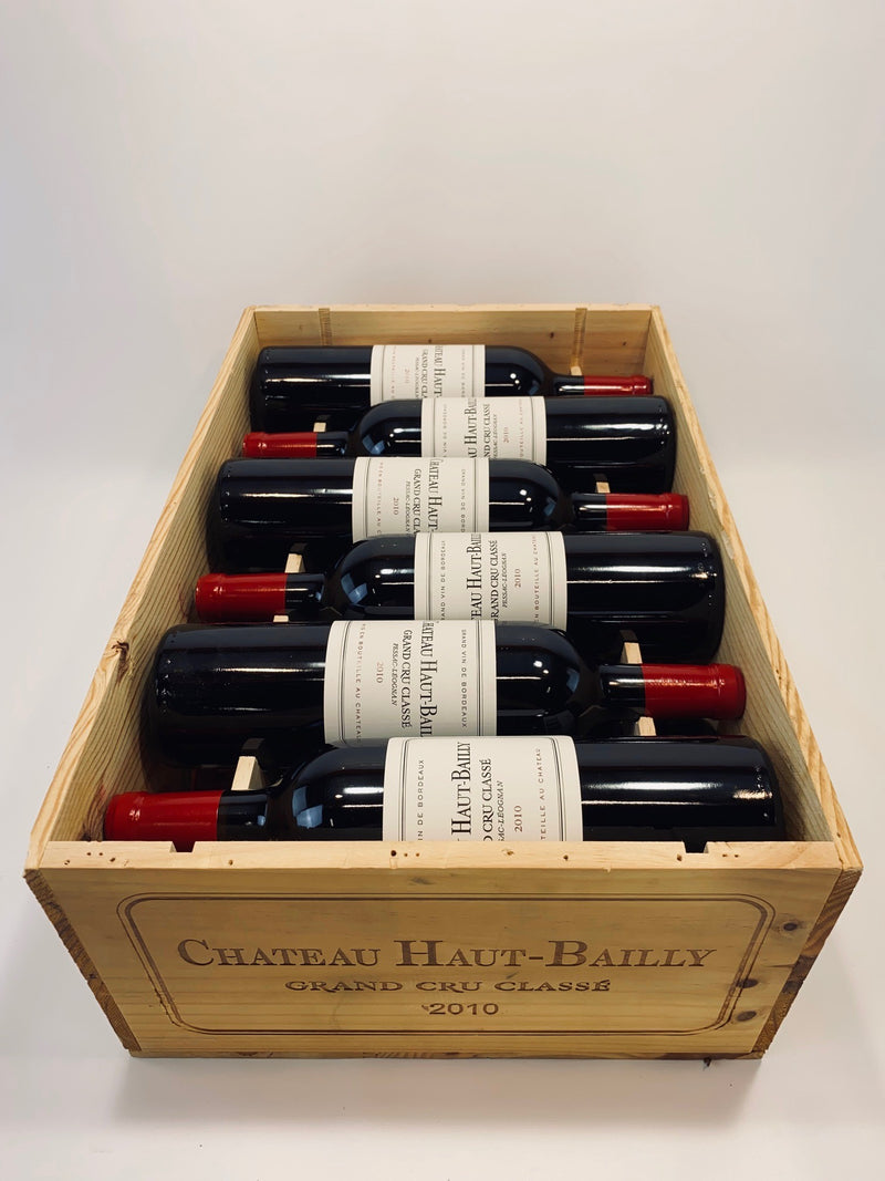 Haut Bailly 2010 12-Pack OWC 750mL