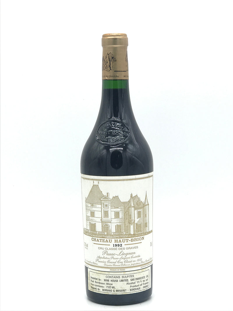 Haut Brion 1992 750mL