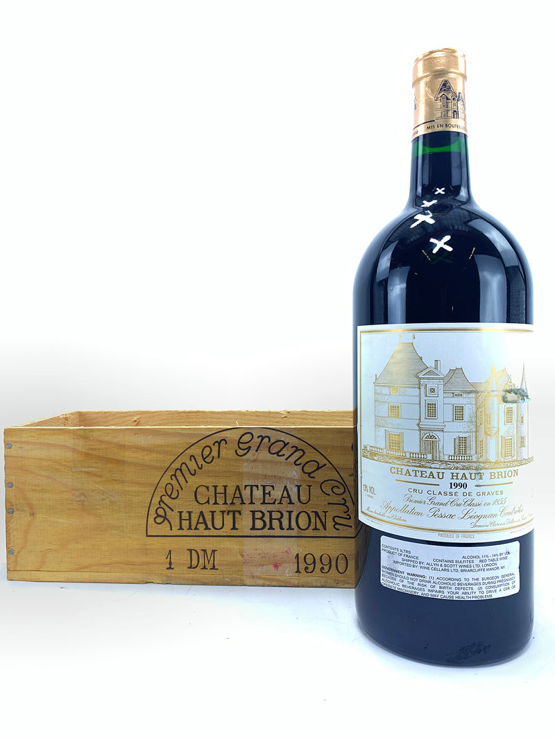 Haut Brion 1990 3.0L OWC