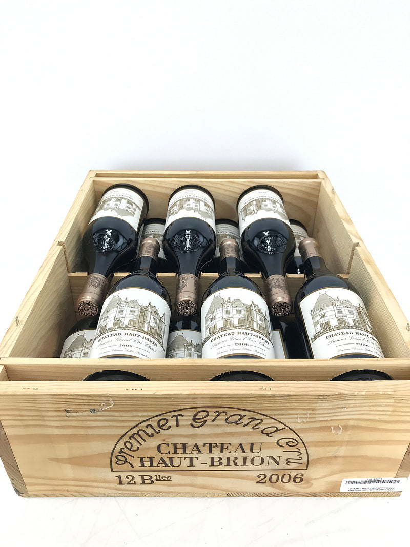 Haut Brion 2006 12-Pack OWC 750mL