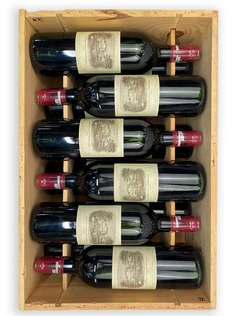 Lafite 1998 12-Pack OWC 750mL