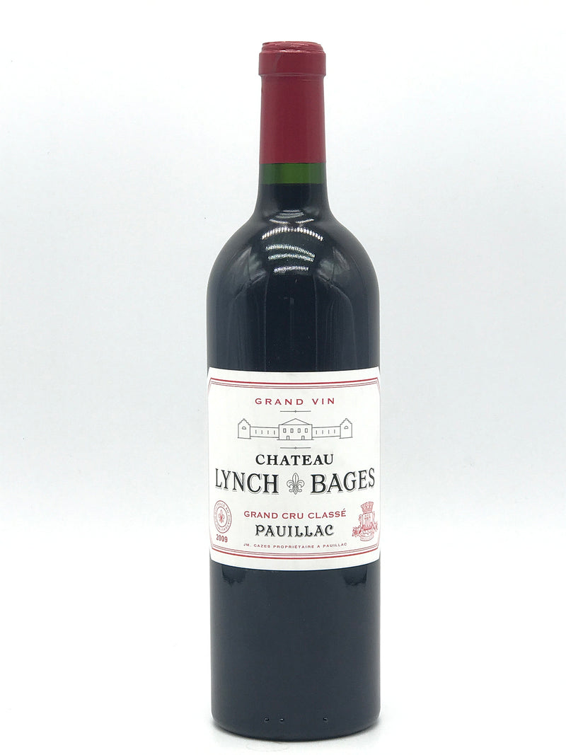 Lynch Bages 2009 750mL