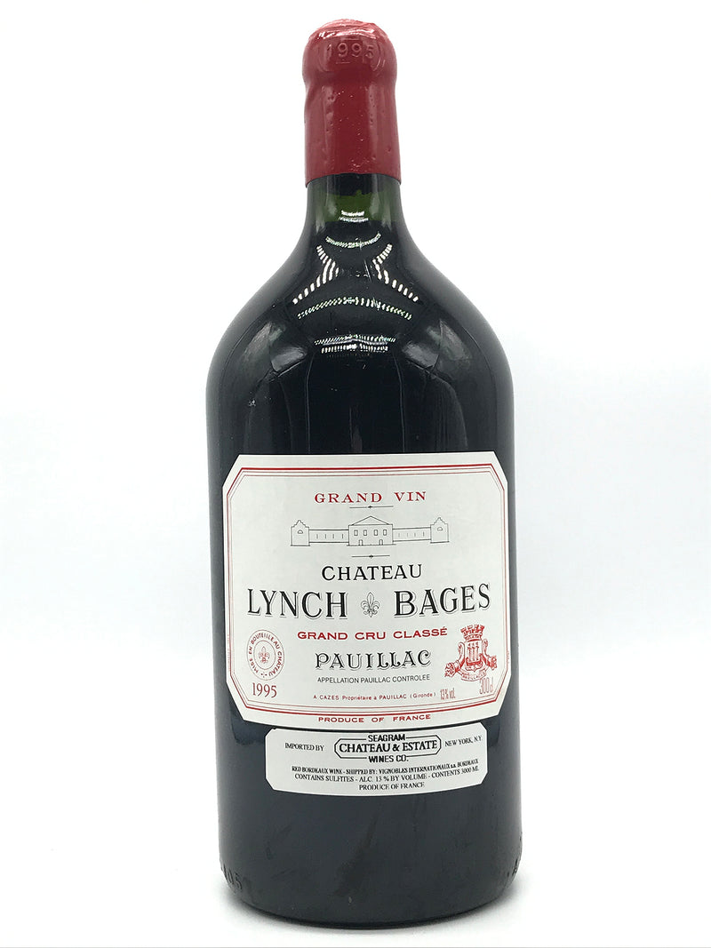 Lynch Bages 1995 3.0L