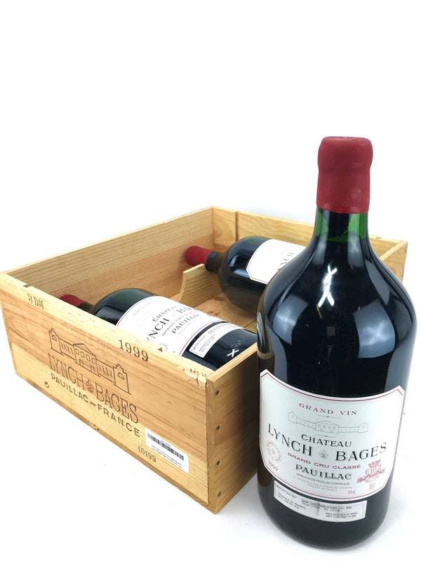 Lynch Bages 1999 3-Pack OWC 3.0L