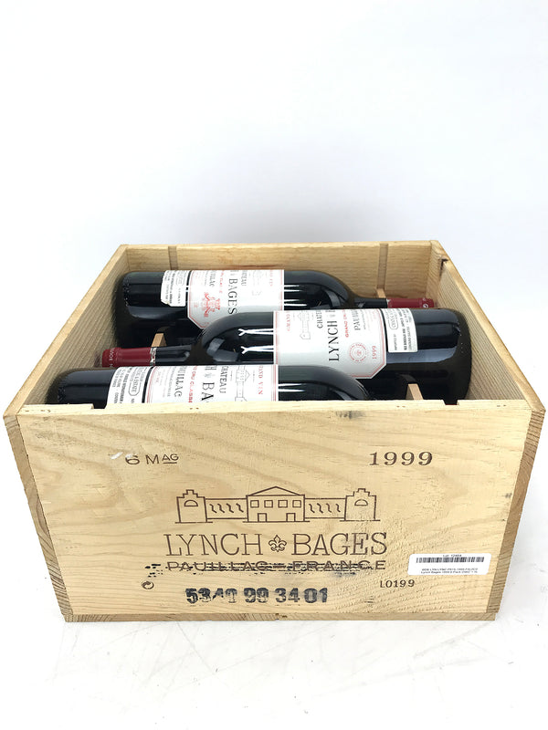 Lynch Bages 1999 6-Pack OWC 1.5L