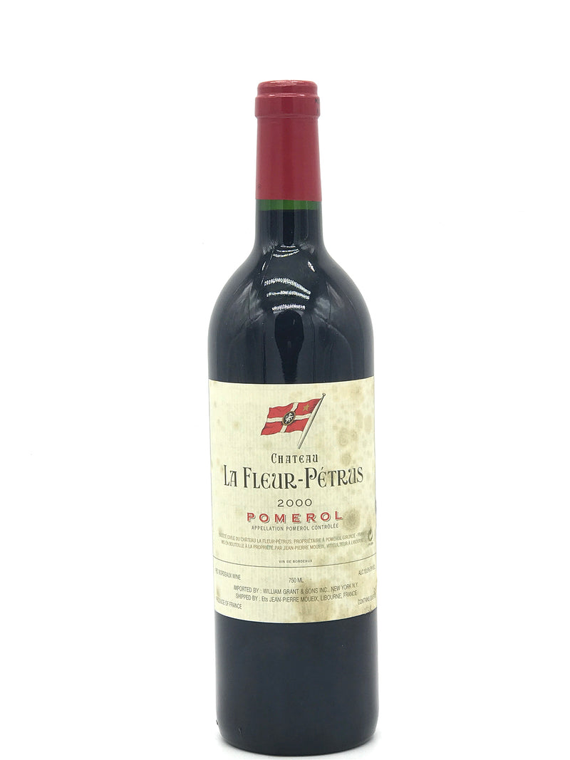 Chateau La Fleur Petrus 2000 750mL (Slightly Soiled Label)
