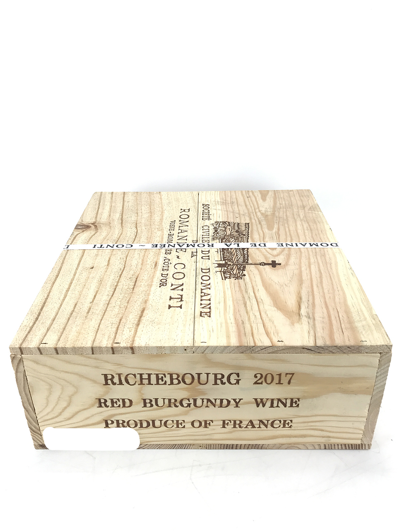 "DRC Richebourg 2017 3-Pack OWC 1.5L ""Banded"""