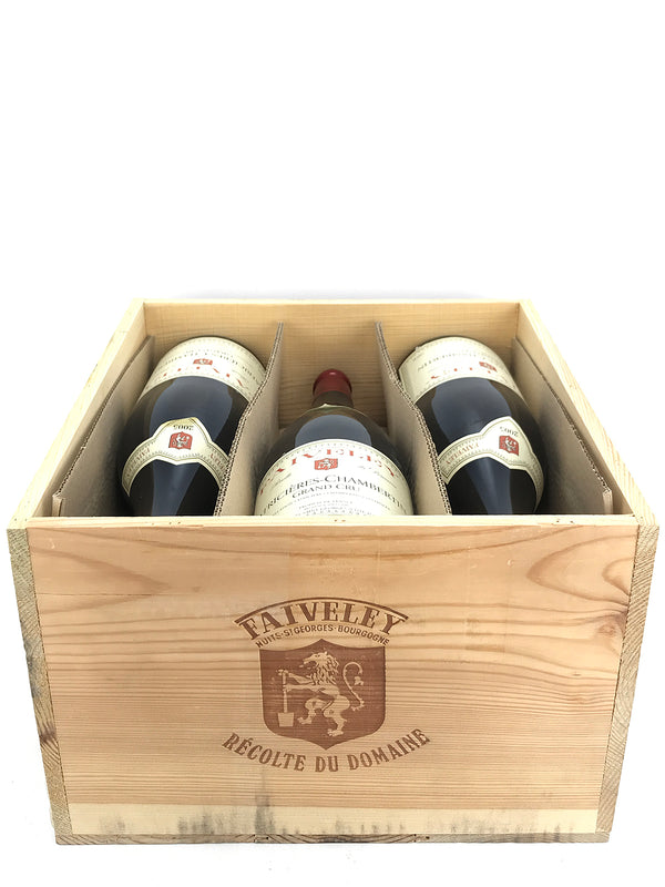 Faiveley Latricieres Chambertin 2005 6-Pack OWC 1.5L
