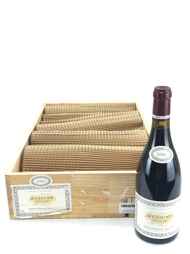 Mugnier Musigny 2006 6-Pack OWC 750mL
