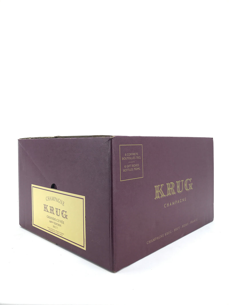 Krug Grande Cuvee NV 6-Pack OC 750mL