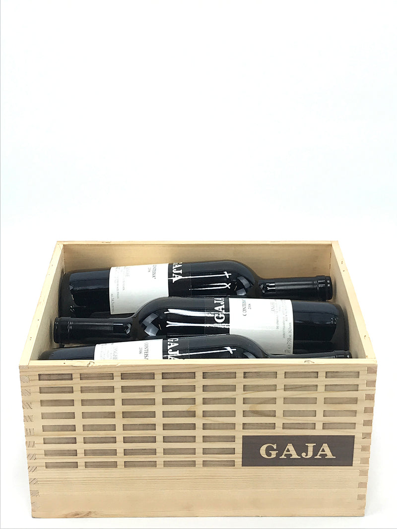 Gaja Conteisa 2006 6-Pack OWC 750mL