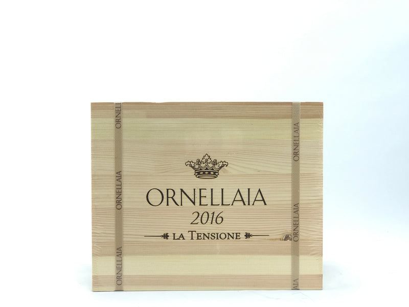Ornellaia 2016 6-Pack OWC 750mL