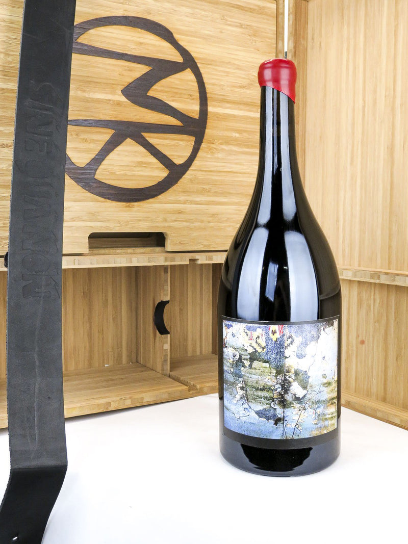Sine Qua Non (SQN) The Writing on the Wall 2012 OWC [SQN Book/Petite Syrah 1.5L]