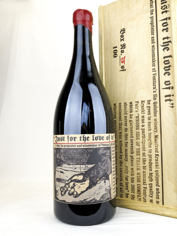 Sine Qua Non -SQN- Just For the Love of It 2002 3.0L OWC