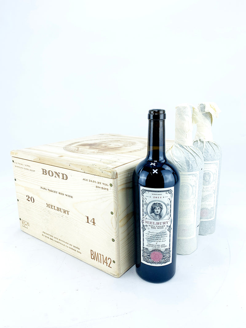 Bond Melbury 2014 6-Pack OWC 750mL