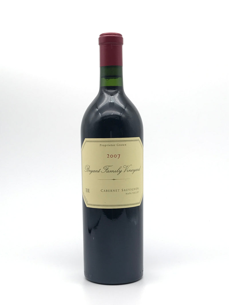 Bryant Family 2007 750mL