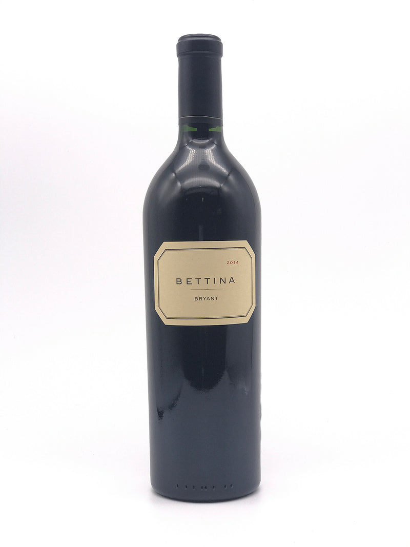Bryant Family Bettina Proprietary Red 2014 750mL