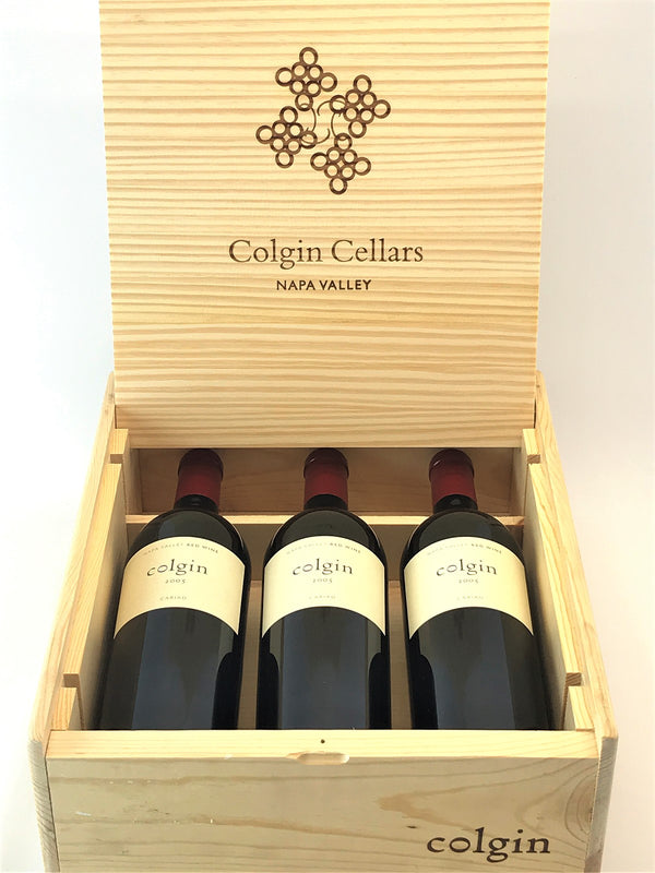 Colgin Cariad 2005 3-Pack OWC 750mL