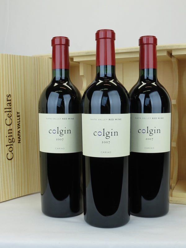 Colgin Cariad 2007 3-Pack OWC 750mL