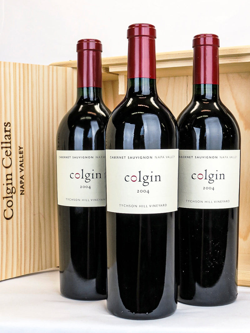 Colgin Tychson Hill 2004 3-Pack OWC 750mL