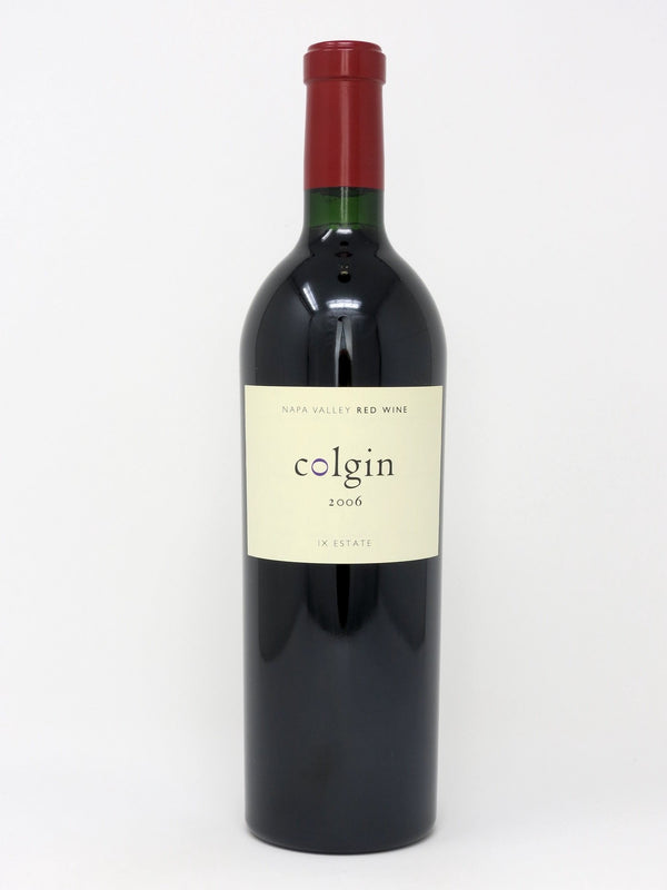 Colgin IX Estate 2006 750mL
