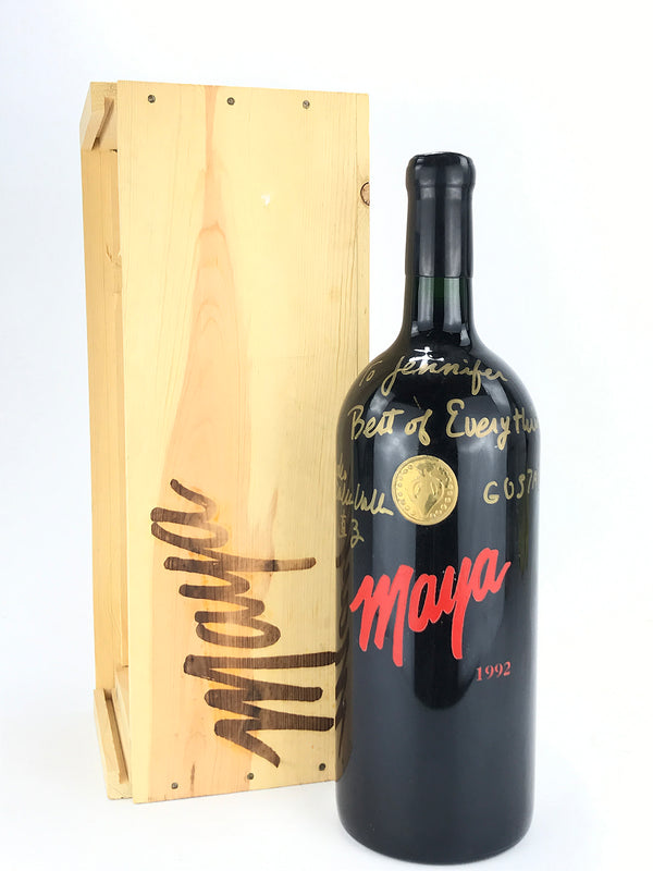 "Dalla Valle Maya 1992 3.0L OWC ""Signed by Dalla Valle"""