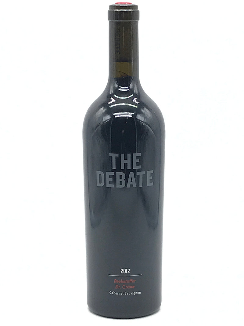The Debate Beckstoffer Dr. Crane Cabernet Sauvignon 2012 750mL
