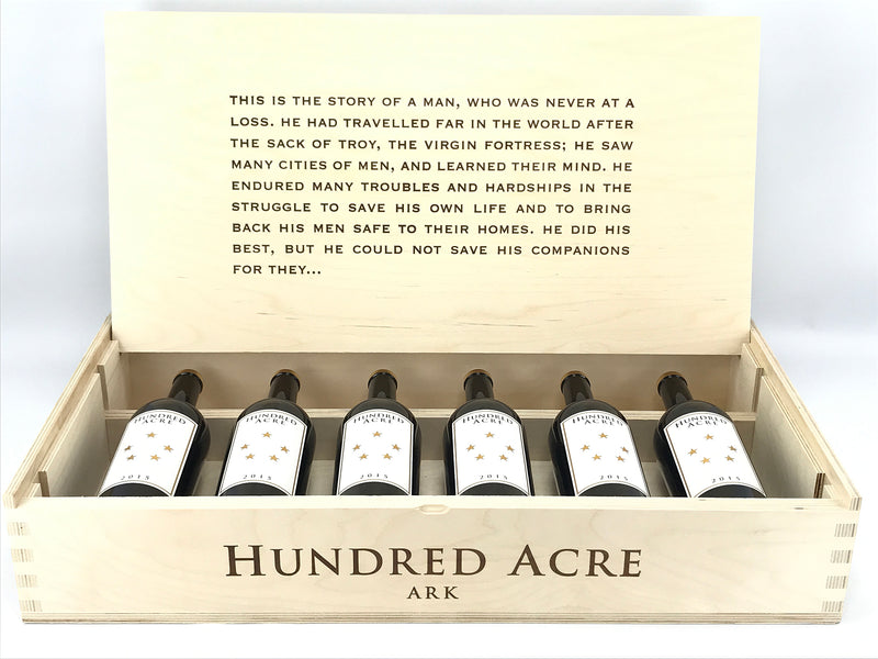 Hundred Acre Ark 2015 6-Pack OWC 750mL