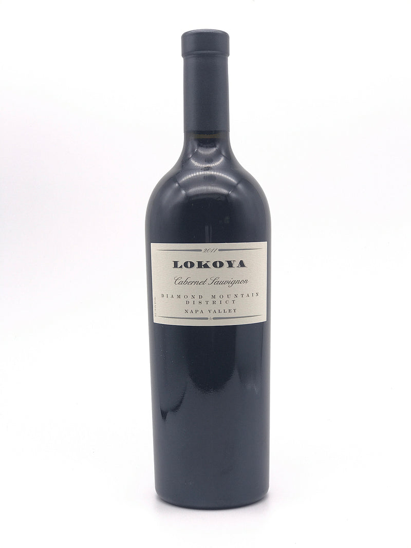 Lokoya Cabernet Sauvignon Diamond Mountain 2011 750mL