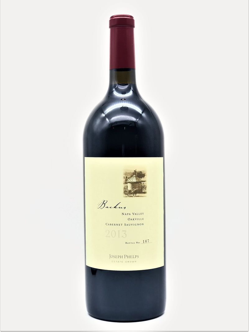 Joseph Phelps Cabernet Sauvignon Backus Vineyard 2013 1.5L