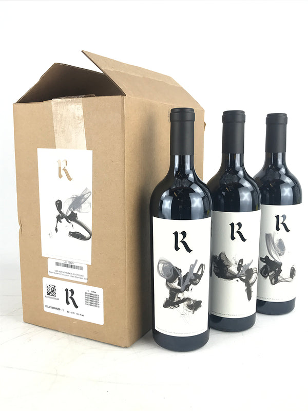Realm Cabernet Sauvignon Estate Moonracer 2018 6-Pack OC 750mL