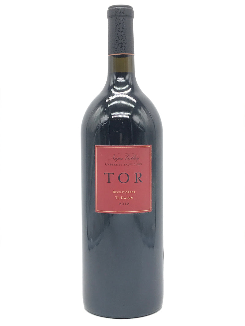 TOR Beckstoffer To Kalon Vineyard 2012 1.5L