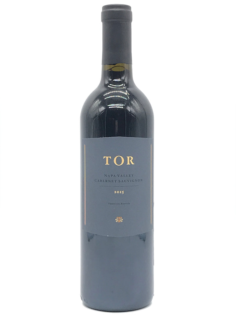 TOR Napa Valley Cabernet 2015 750mL