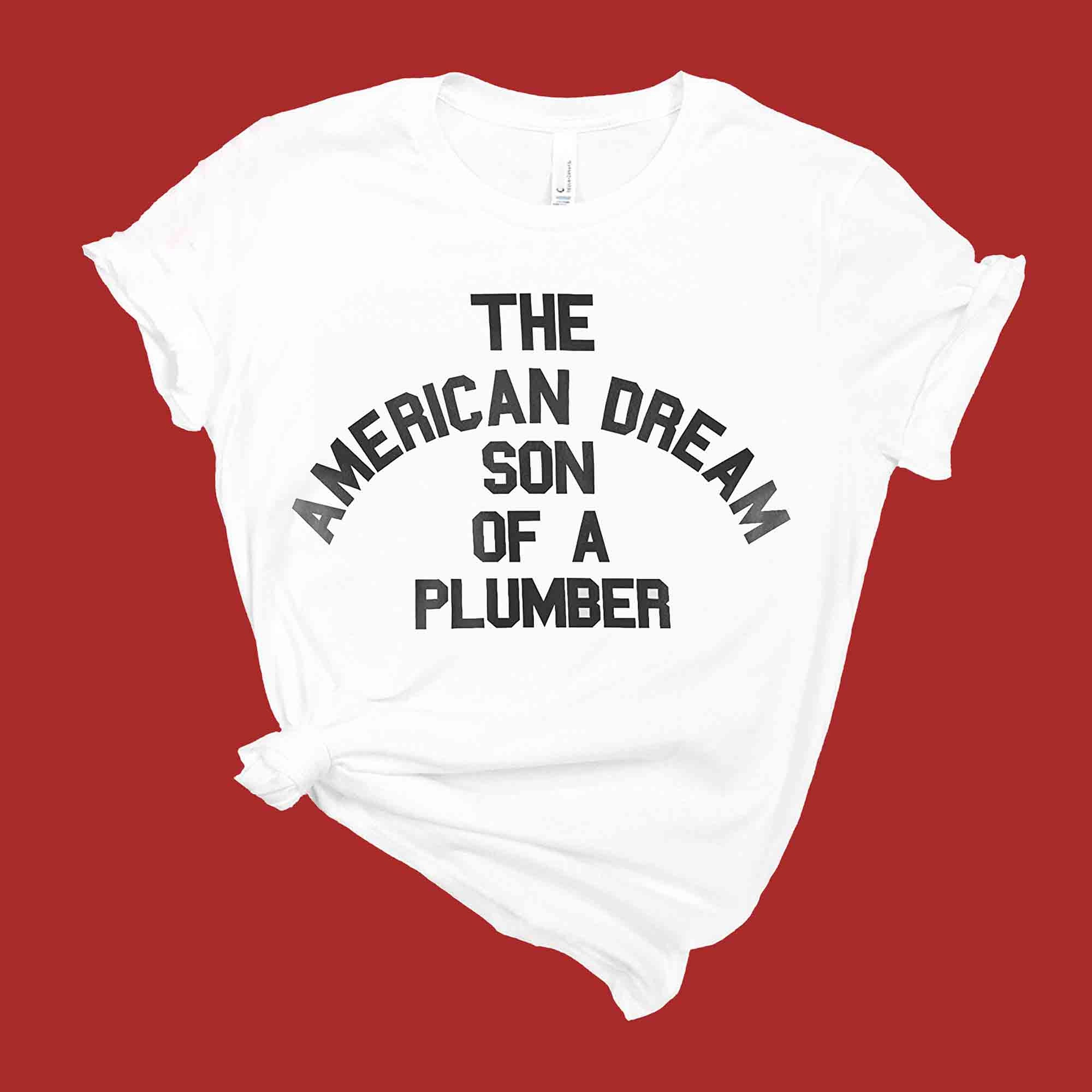 Son Of A Plumber Shirt Dusty Rhodes