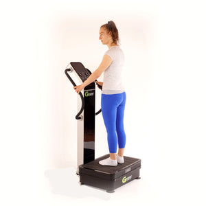 Osteoporosis and Whole Body Vibration Plate Exercise Machines