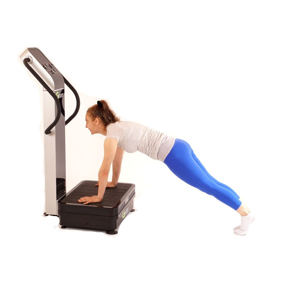 Grow Stronger Using Whole Body Vibration Machines in Your Gym or Home