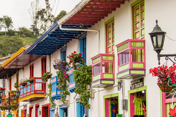 The Must See Places of Colombia Outside of the Big Cities