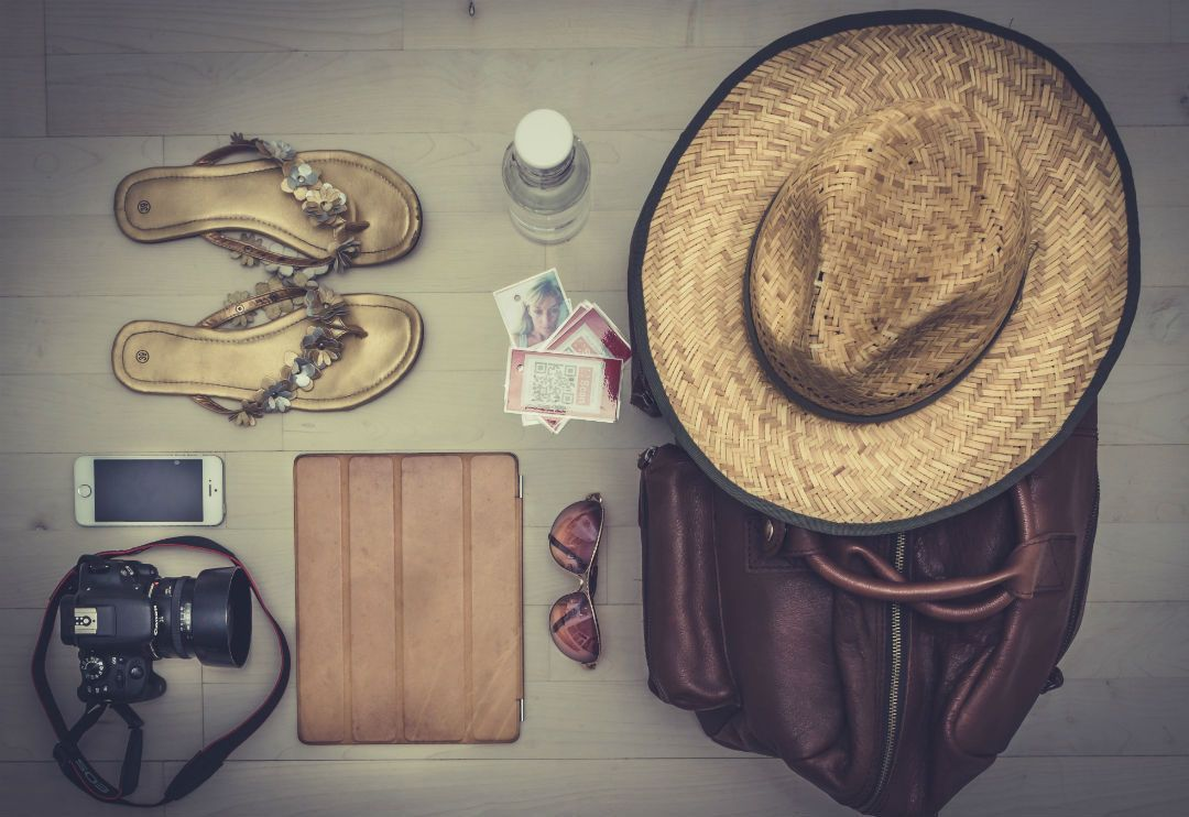Packing tips for female travellers going to India