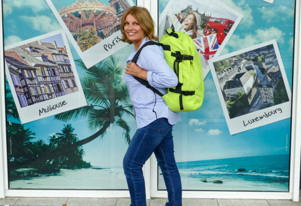 PACKING TIPS FROM THE PROS: SUZANNE JONES