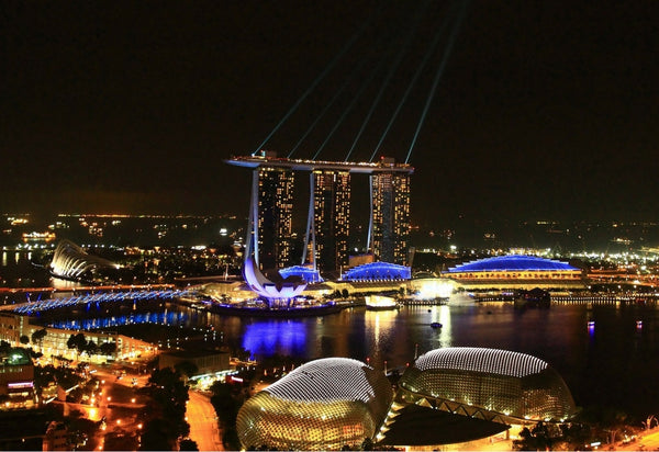 10 Architectural Wonders of Singapore
